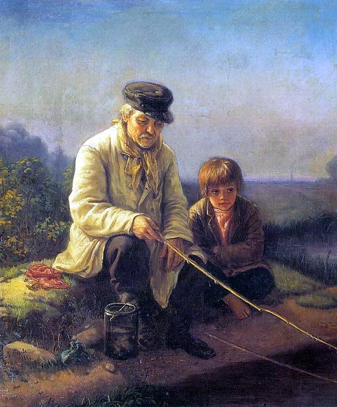 пастухов о рыбаках