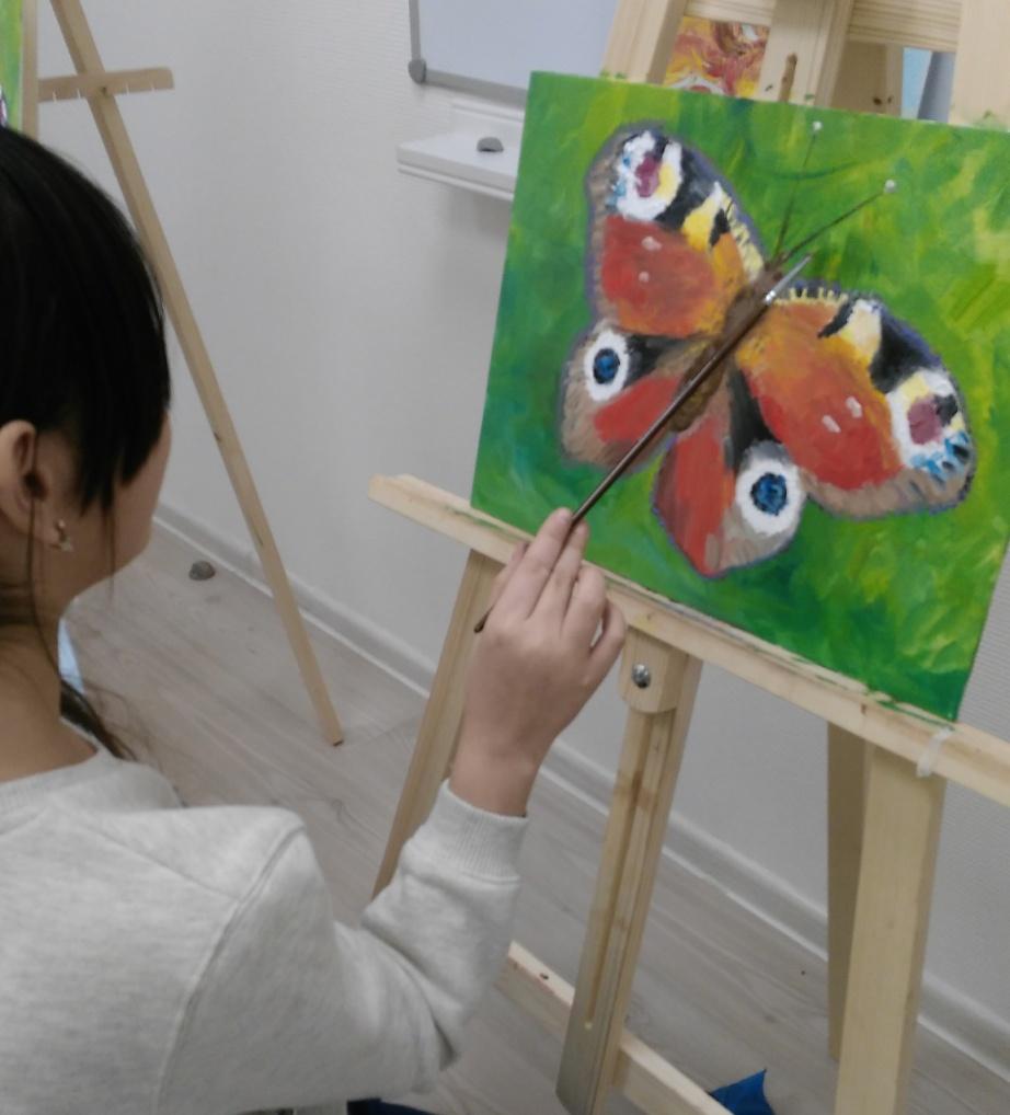 ИЗО  школа рисования для ребенка в Воронеже